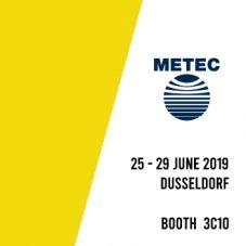 ITALCARRELLI Metec 2019 exhibition